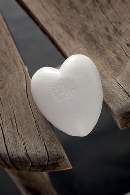 Σαπουνάκι καρδιά