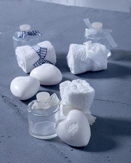 Σαπουνάκι, πετσετούλα για τα χέρια και μπουκαλάκι 2