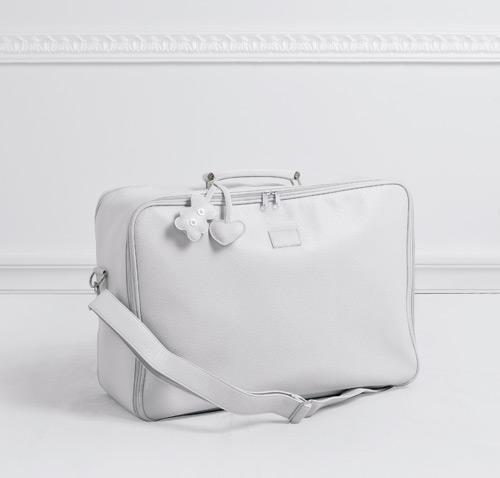 Τσάντα λευκή