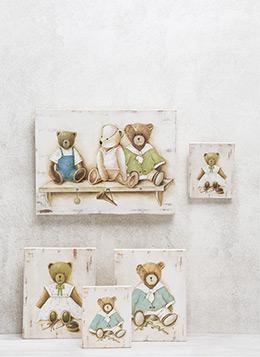 Κάδρα-με-αρκουδάκια