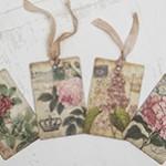 Μαγνητάκια Vintage roses