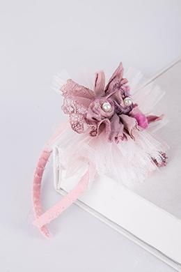 Στέκα μωβ-ροζ