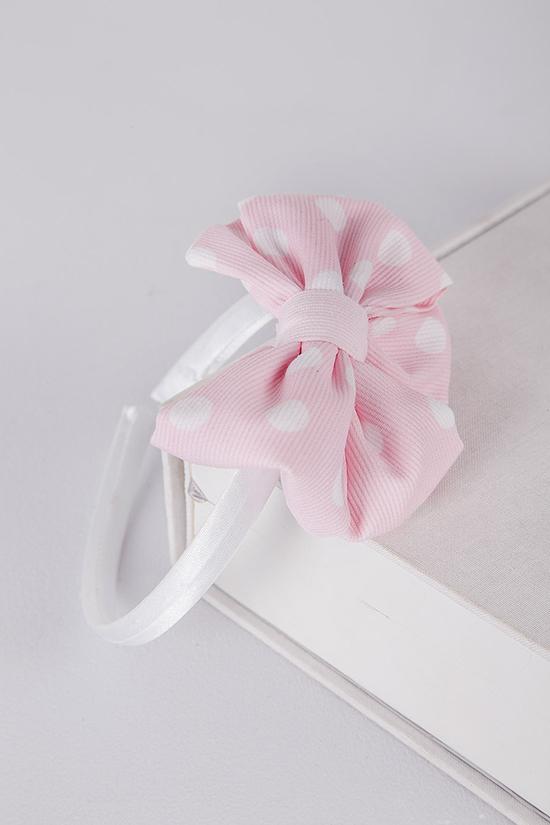 Στέκα ροζ πουά