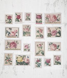 Αυτοκόλλητα-flowers